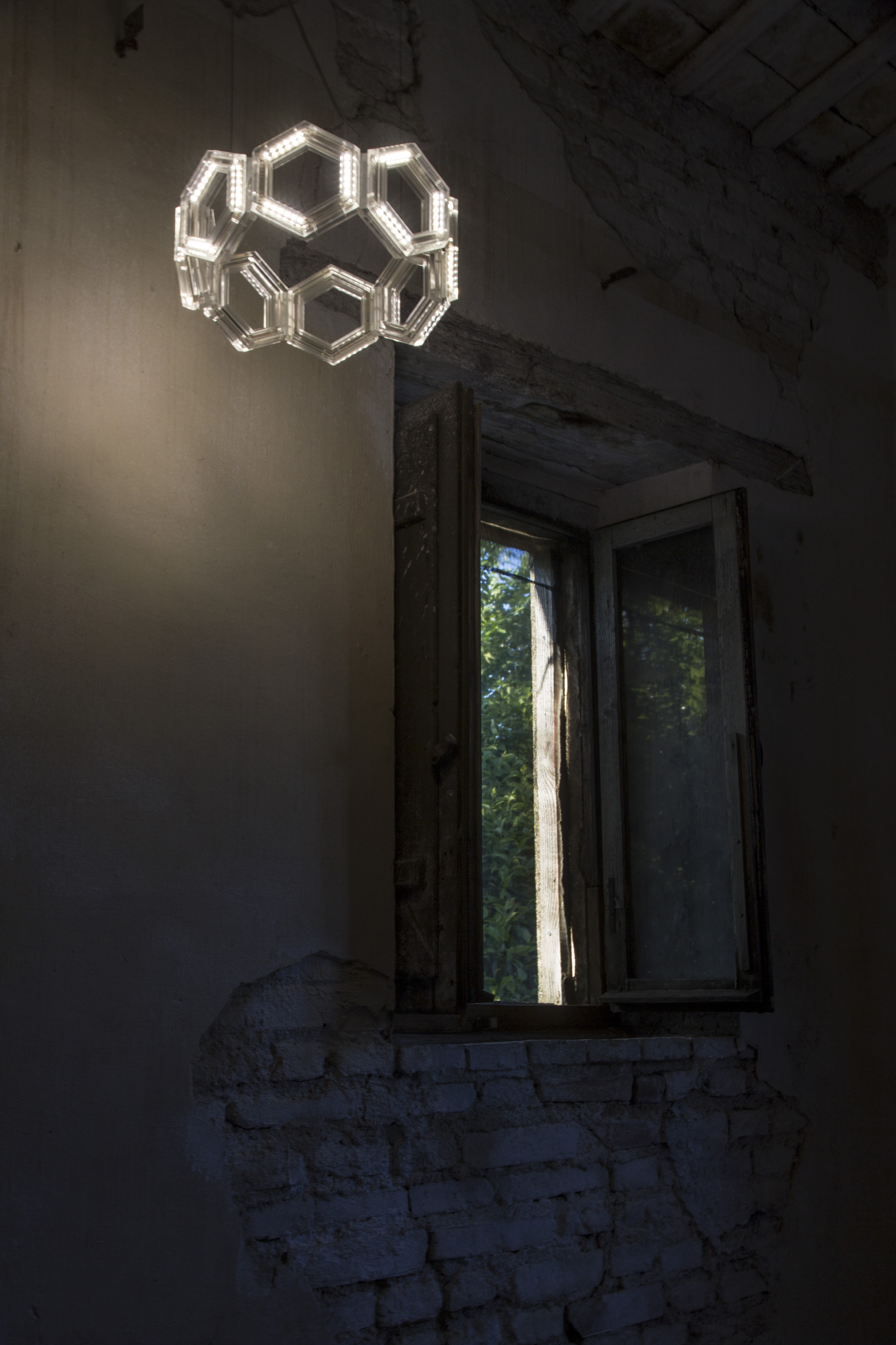 C16 lampada a sospensione