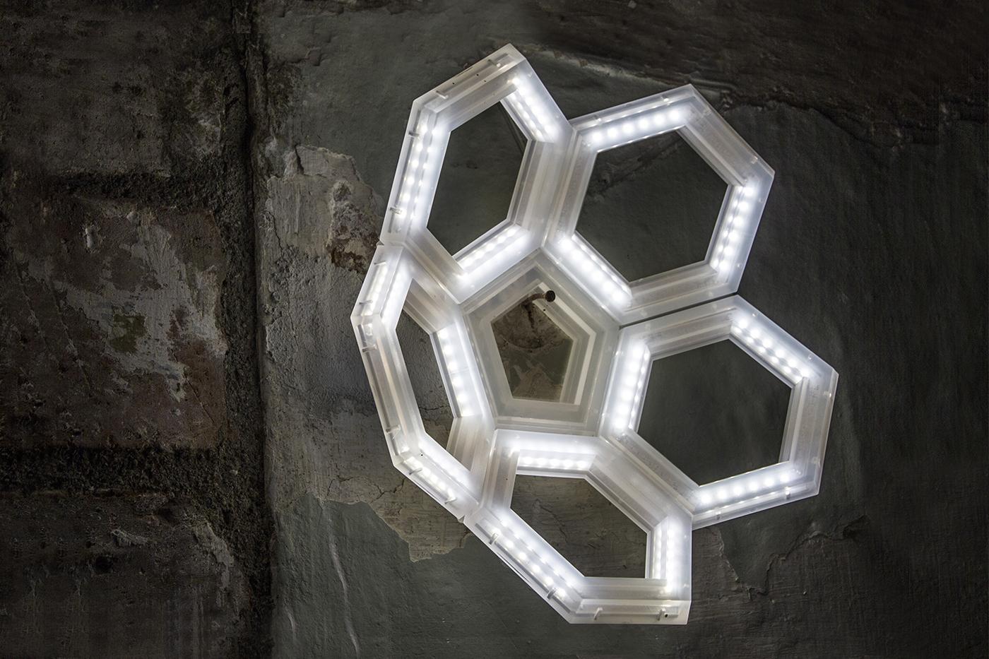 C5 Lampade da parete a led moderne e di design