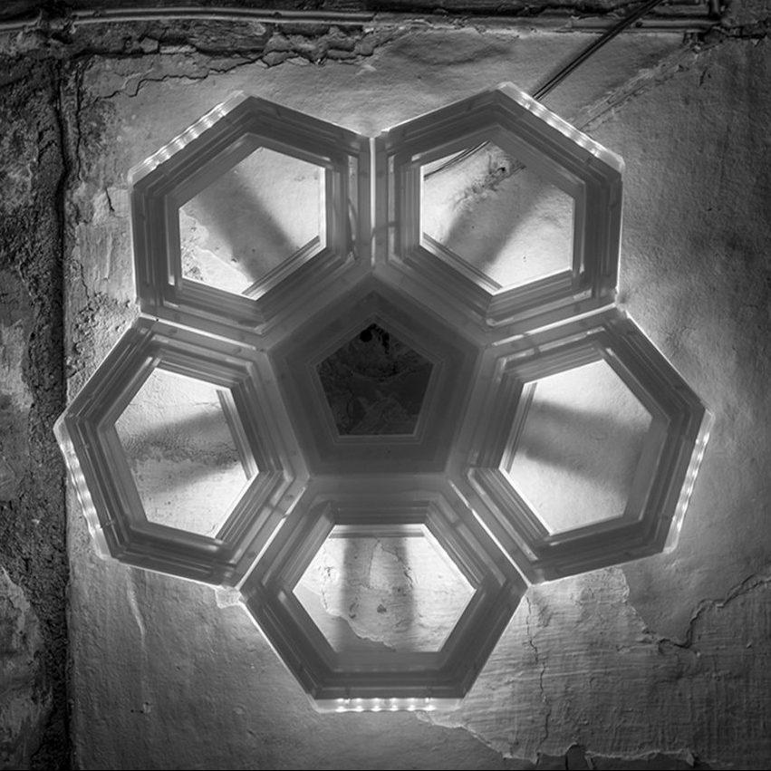 C5 Lampada da parete – Luce Indiretta