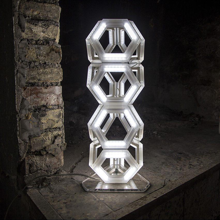 C12 Lampada da appoggio