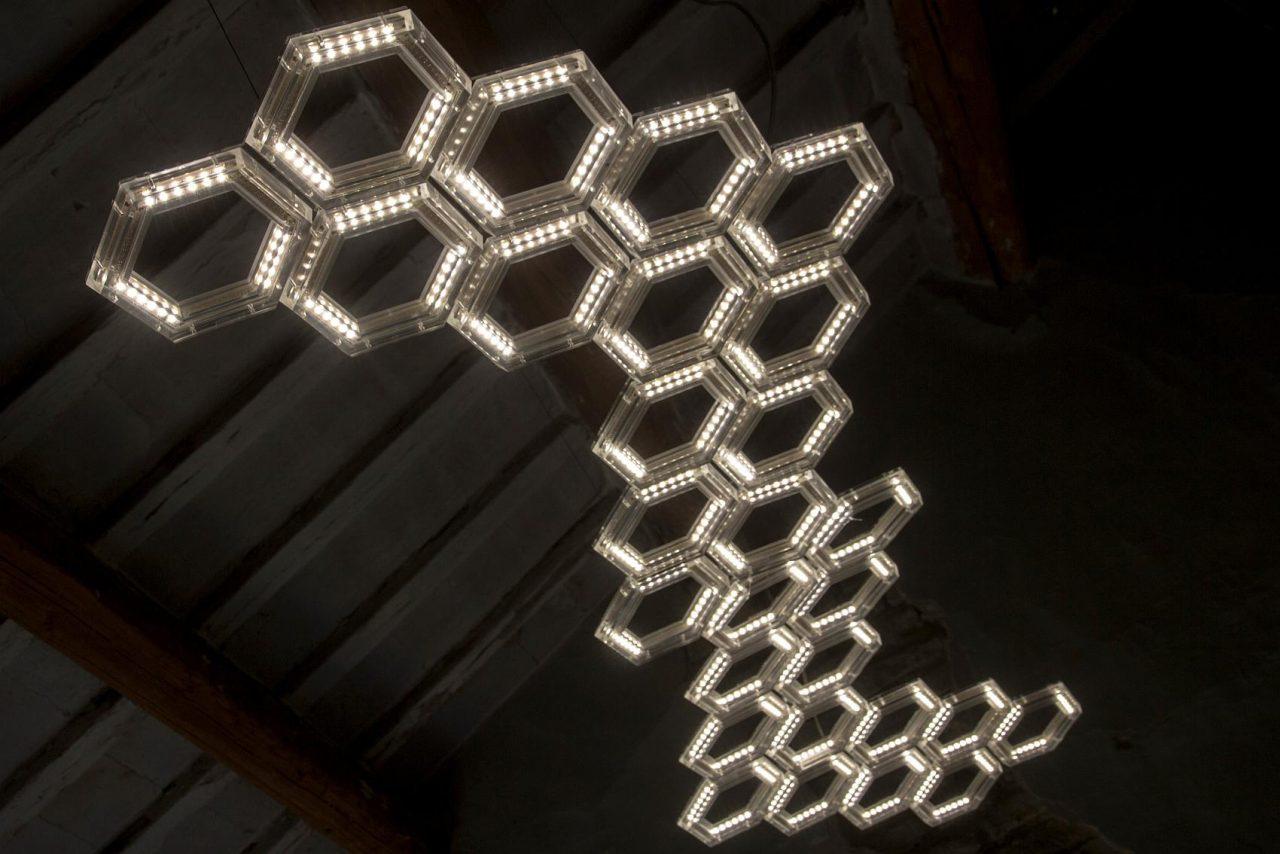 C13 Lampada a sospensione a led