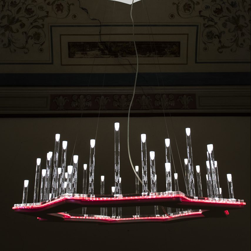 OLD AGE 90 ceiling lamp design