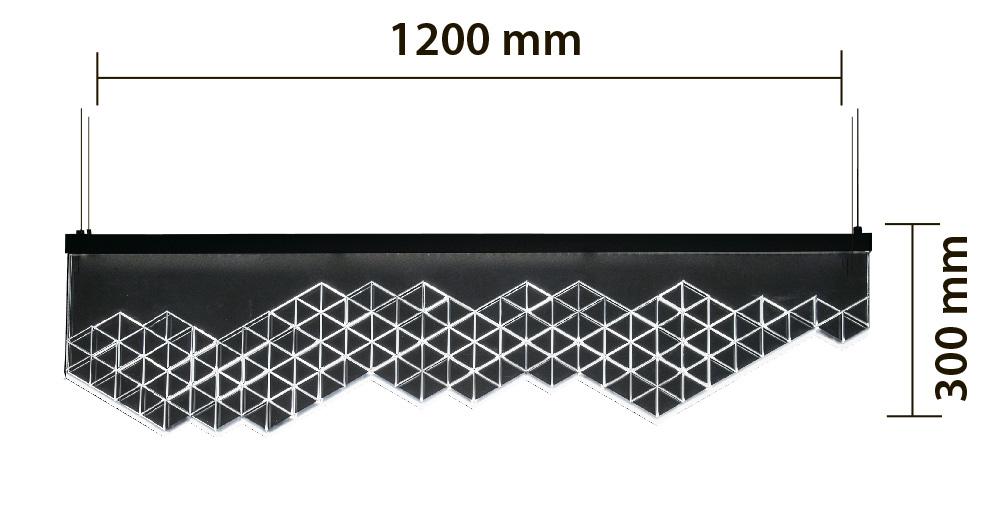 ESSENZA 120 design ceiling lamp